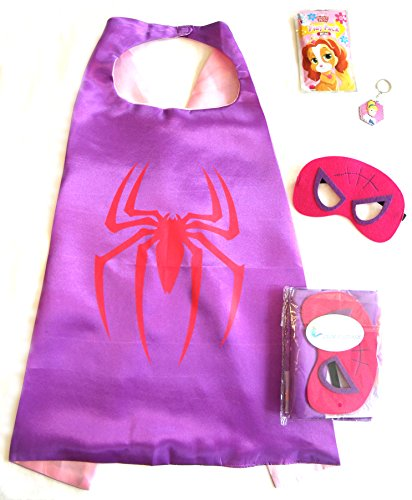 Three (Spider Dress Up Costumes)