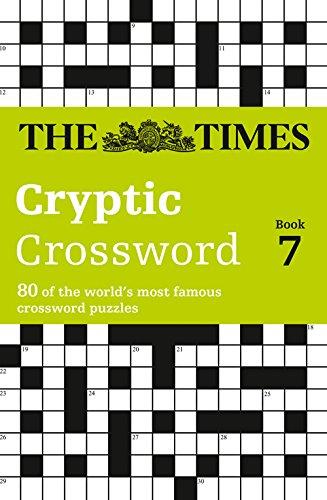Read Online The Times Crossword: Book 7 (Bk.7) PDF