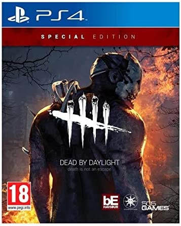 JEU Console 505 GAMES Dead by Daylight PS4: Amazon.es: Electrónica
