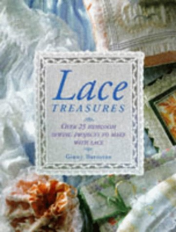Lace Treasures Over Heirloom Sewing P