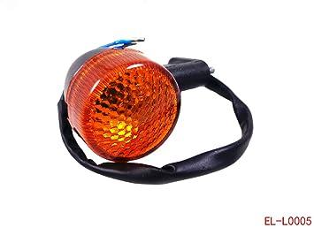 Amazon com: Rear Turn Signal Light for 50cc 150cc GY6 Moped
