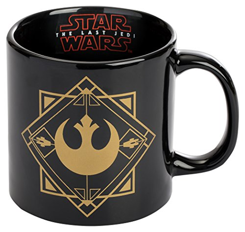 Vandor Star Wars The Last Jedi 20 Ounce Ceramic Mug (99663)