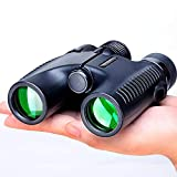 USCAMEL Compact Binoculars for Children and Kinds, and Adults Bird Watching,Lightweight and Compact for Hours of Bright, Clear Bird Watching, Hunting,Also for Outdoor Sports Games and Concerts-Black For Sale