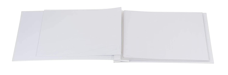 RAYHER 8187100 Album 23 x 35 cm wei/ß geschraubt