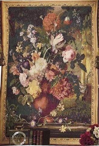 Flemish Tapestry - Flemish Bouquet Tapestry