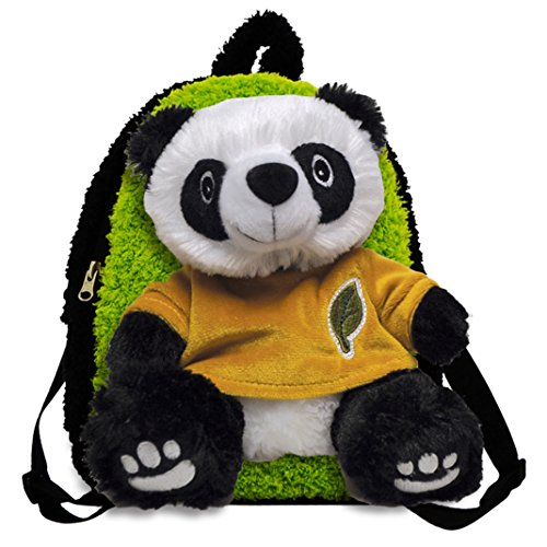 PECO BROWN PANDA BACKPACK product image