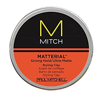 Mitch Matterial >> Amazon Com Paul Mitchell Matterial Strong Hold Ultra Matte