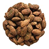 Ranch Blend Smoked Almonds - 18 oz Jar - (Two - 9 oz Jars) - by AgStandard - Non-GMO - Vegan - Gluten Free - Made without Refined Sugar