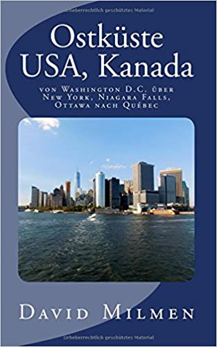 \BETTER\ Ostküste USA, Kanada: Von Washington D.C. über New York, Niagara Falls, Ottawa Nach Québec (German Edition). Lumber military ambiente Spencer Minha Jimmy salsa