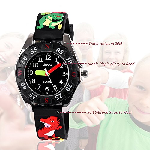Gift For 3 8 Year Old Boy Kids Wristwatch Kid
