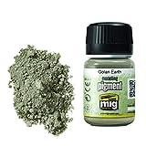 Ammo by Mig Jimenez Golan Earth Pigment Powder (35 ML) - AMIG3026