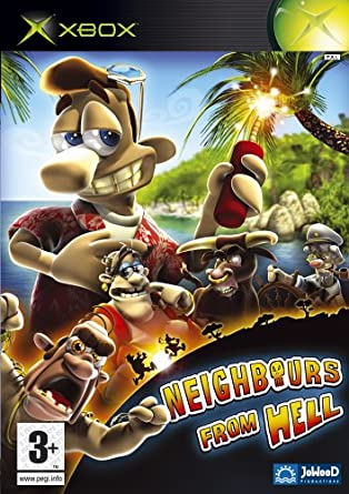 NEIGHBOURS FROM HELL XBOX