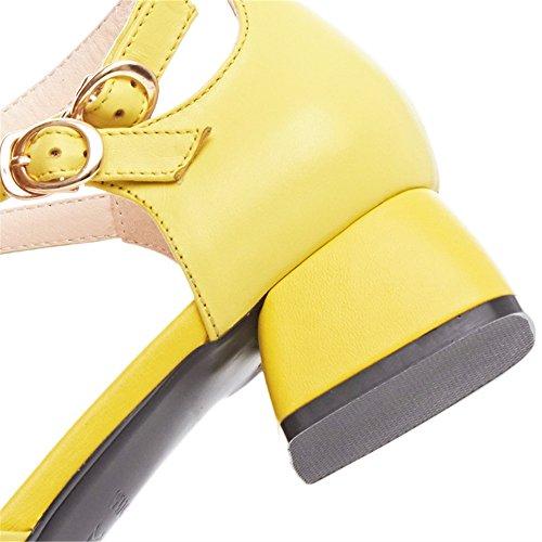 Nine SevenPump Shoes - Zapatos de tacón  mujer amarillo