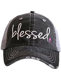 de01ef448e3 Blessed Women s Trucker Hats Caps by Katydid