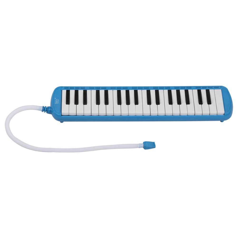 YIDOU Professional Melodica Blowpipe Plastic Flexible Melodica Pianica Tube con boquilla apta para 32//37 Key Pianica Melodica
