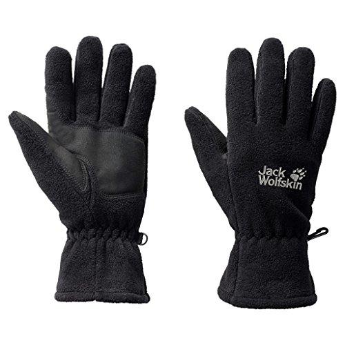 Jack Wolfskin Artist Gloves, Medium, Black 2010 Mens Snowboard Gloves