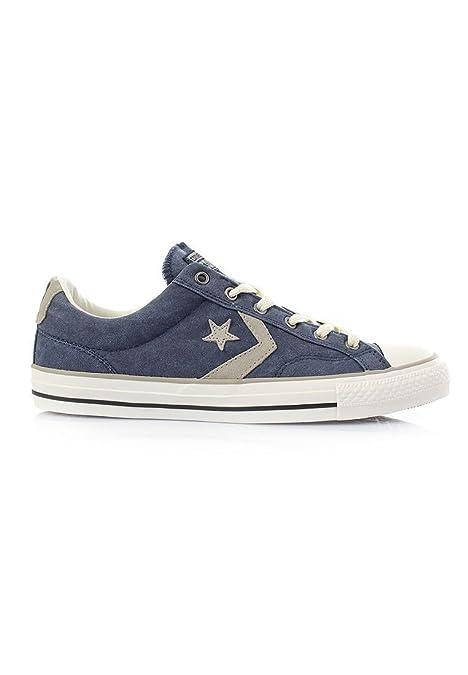 48d77d6fd1f2 Converse Women s Trainers Blue blue 10  Amazon.co.uk  Shoes   Bags