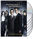 Person of Interest: The Complete Third Season on Blu-ray Combo & DVD Sep 2