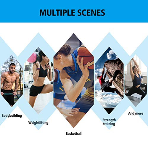 OUTERDO Arm and Thigh Trimmers for Women & Men(4 Piece Kit) Body Exercise Wraps Adjustable to Lose Fat Reduce Cellulite and Improve Sweating, Slimmer Kit-Toned Muscles Natural Fat Burning 7