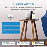Meross Smart Plug Mini, 16A & Reliable
