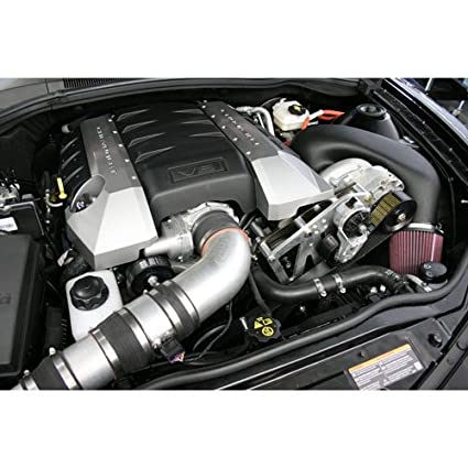 Amazon com: Vortech 4GE218-010L Satin Supercharger Kit for Chevy