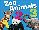Zoo Animals 1, 2, 3, Rebecca Fjelland Davis, 073686377X