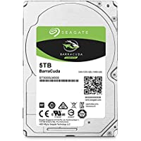 Seagate 5TB Barracuda Sata 6GB/s 128MB Cache 2.5-Inch 15mm Internal Bare/OEM Hard Drive (ST5000LM000) (OpenBox)