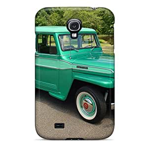 ZfHvaQs5591xXGMm Case Cover Protector For Galaxy S4 1960 Willys Case