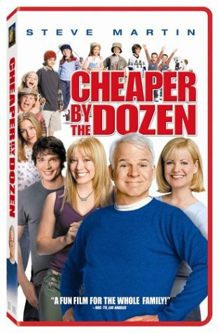 Cheaper By The Dozen [VHS] (Bonnie Hunt Cheaper By The Dozen 2)