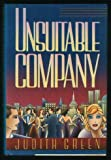 Unsuitable Company, Judith Green, 0553070061