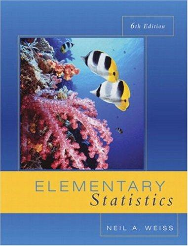 Elementary Statistics 6th Edition Pdf