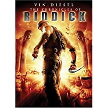 The Chronicles of Riddick (Theatrical Widescreen Edition) (2004)