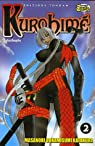 Kurohimé, Tome 2 : L'armagicienne par Katakura
