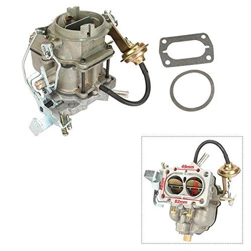 ALAVENTE Car Carburetor for DODGE CHRYSLER 318 V8 5.2L 1967-1980 DODGE 6 CIL (Chrysler Carburetor)