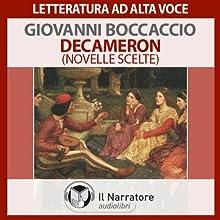 Decameron Audiobook by Giovanni Boccaccio Narrated by Moro Silo