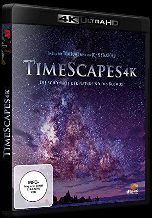 TimeScapes 4K [Blu-ray]