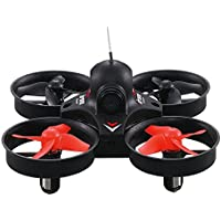 Flymemo L10 Mini 2.4Ghz 0.3MP Wide Angle Camera Wifi FRV RC Quadcopter Drone with Altitude Hold, One Key Return, 3D Flips Rolls, LED Light