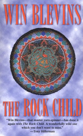 book cover of The Rock Child