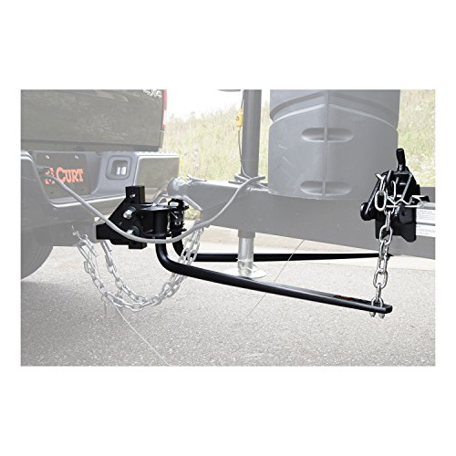 Discount CURT 17022 Round Bar Weight Distribution Hitch Kit for cheap