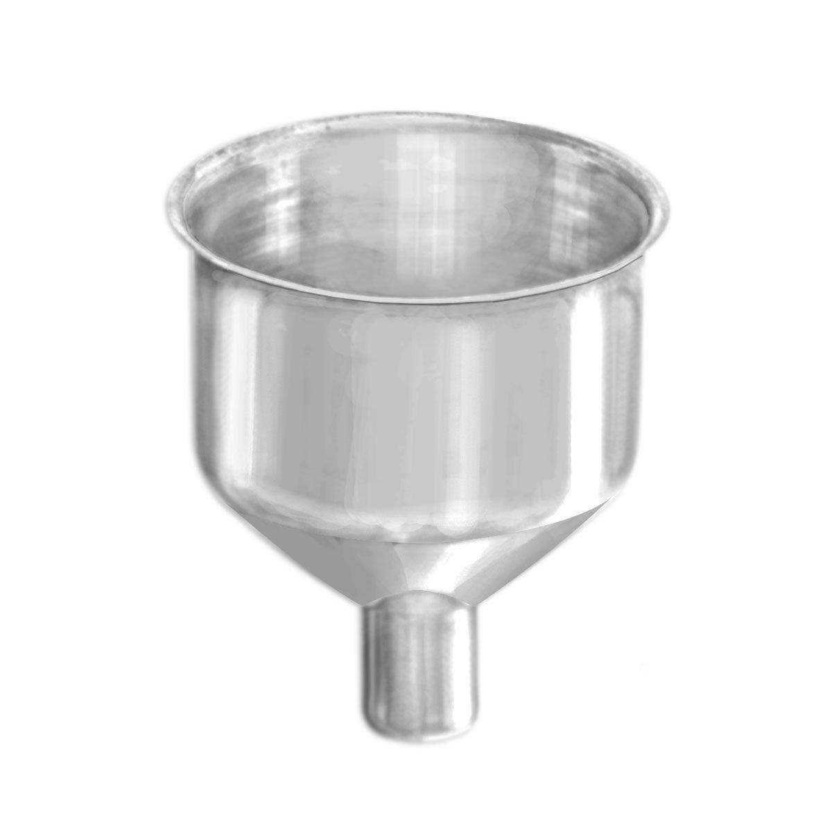 Amazon.com: Femitu Mini Stainless Steel Funnel - Spices, Seeds ...