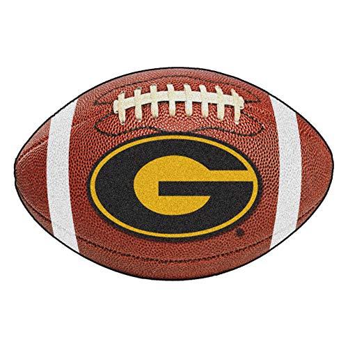 FANMATS NCAA Grambling State University Tigers Nylon Face Football Rug