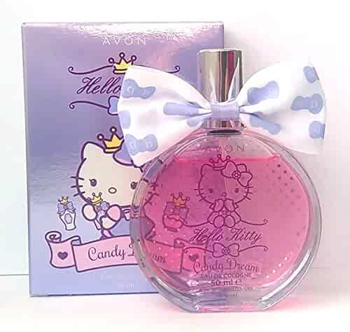 AVON Hello Kitty Candy Dream Eau de Cologne 50ml - 1.7oz