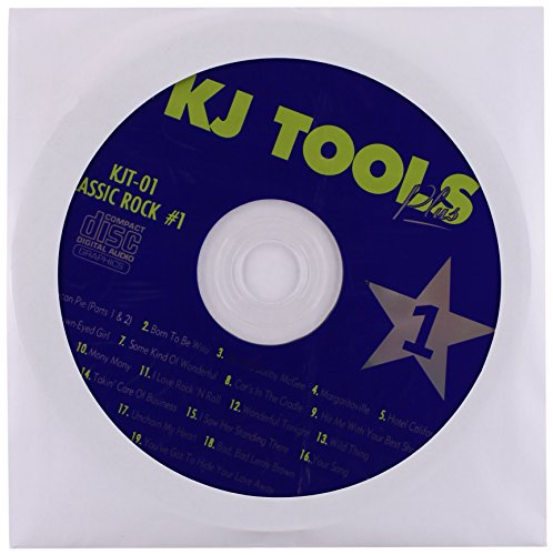 KJ TOOLS Set 243 Songs Great Variety Pack ()