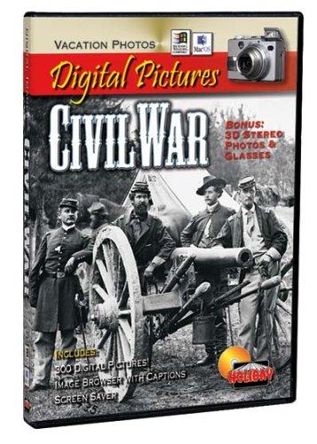 (Civil War Picture CD (3D Images))