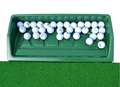 (Golf Ball Tray Plastic (Can Hold 100 Golf Balls) )