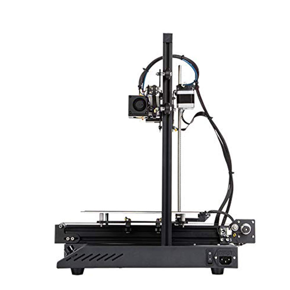 200*200*250mm Pre-Assembled Power Resume Factory Original Supply with BL Touch Auto Leveling Creality CR-20 Pro 3D Printer Canadian Customer Service Provided by Mech Solutions Ltd 200g CCTREE PLA Filament