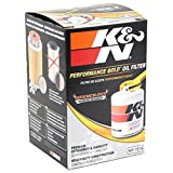 K&N HP-1014 Performance Wrench-Off Oil Filter
