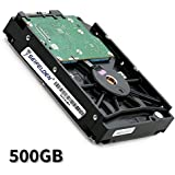 Seifelden 500GB Hard Drive 3 Year Warranty for Dell Inspiron 620s 660 660s i580 One-19 One-2020 One-2205 One-2305 One-2310 One-2320 One-2330 300 Zino-HD-400 Zino-HD-410