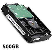 Seifelden 500GB Hard Drive 3 Year Warranty for Dell Inspiron Desktop 518 519 530 530a/c 530b/d 530s 530sa 530sb 530sc 530sd 531 531s 535 535s 537 537s 545 545s 546 546s 560 560s 570 580 580s 620