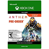 Anthem (Pre-Purchase) - Xbox One [Digital Code]
